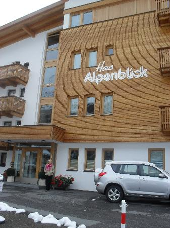 Haus Alpenblick: We've Arrived