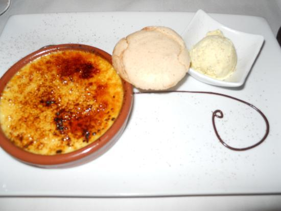 Le Mably : Amazing Creme Brulee