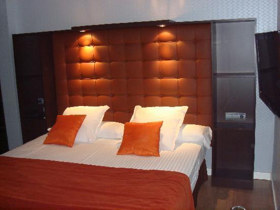 Hotel La Casa de la Trinidad : bed
