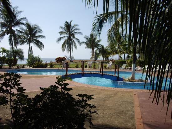 Hotel Iguanazul: pool