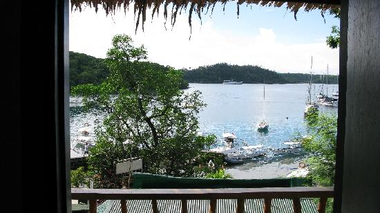 Badladz Dive Resort: view from the room