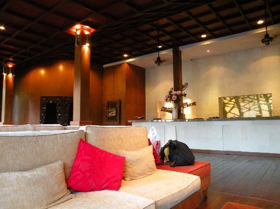 Club Med Cherating Beach: Reception Area