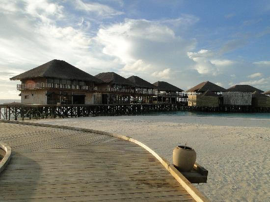 Six Senses Laamu: The Main Area