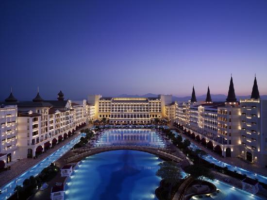 Mardan Palace Hotel located in Antalya, Turkey