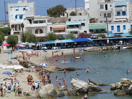 Apollon, Grecia: Παραλία Απόλλωνα