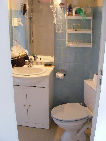 Hotel Floride : La salle de bains