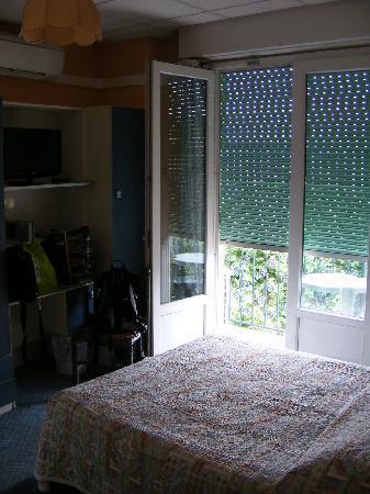 Hotel Floride : La chambre (2)