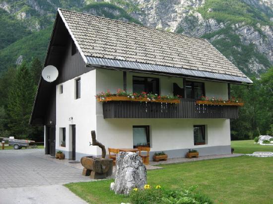 Alpik Apartments at Lake Bohinj: House 1