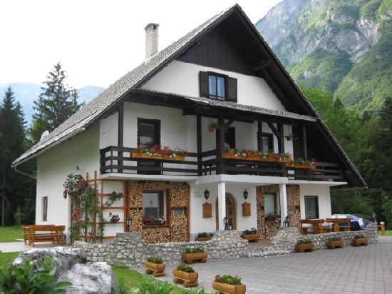 Alpik Apartments at Lake Bohinj: House 2
