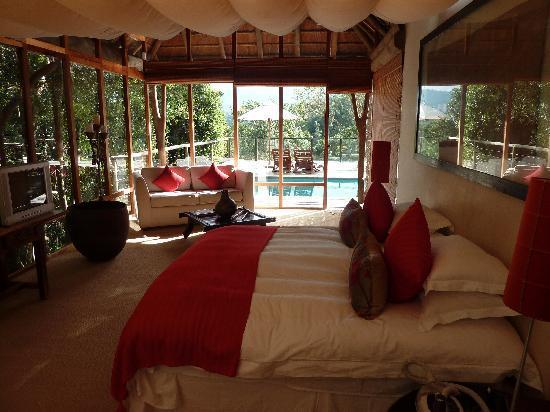 Trogon House and Forest Spa: Une chambre haut de gamme