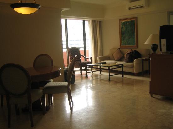Hotel Aryaduta Semanggi: Eingangsbereich
