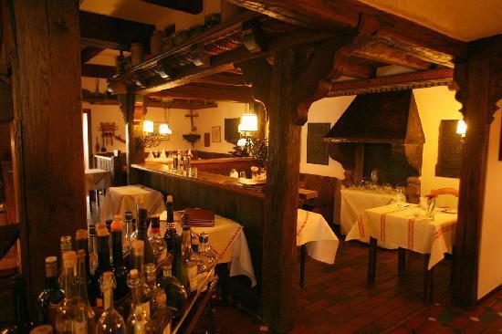 Romantik Hotel Ratskeller Wiedenbrück: Bauernstube
