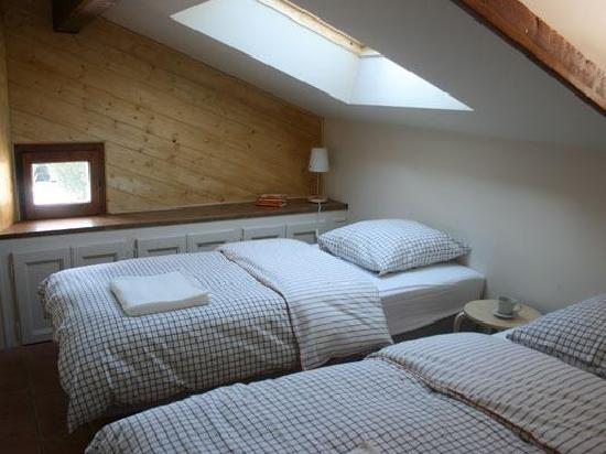 Chalet Les Pelerins : Peaceful nights sleep