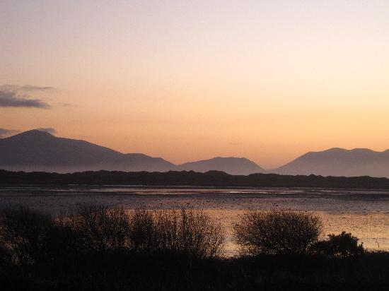 Killarney, Ireland: On the road to Inch Beach