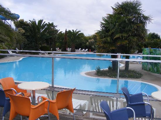 Carantec, Frankrig: Outdoor Pool area