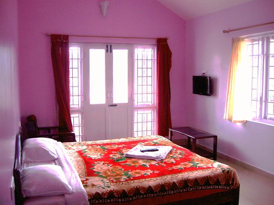 RK Holiday Homes: Deluxe Room (2bed) - Panoramic View point -  Best Room - Very clean and best room in our proprie