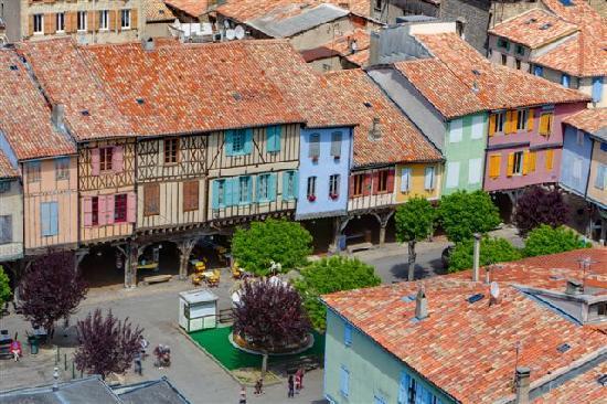 Relais & Chateaux Relais Royal: Place Mirepoix Ariege