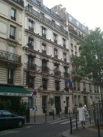 Hotel Maxim Quartier Latin : hôtel Maxim quartier latin
