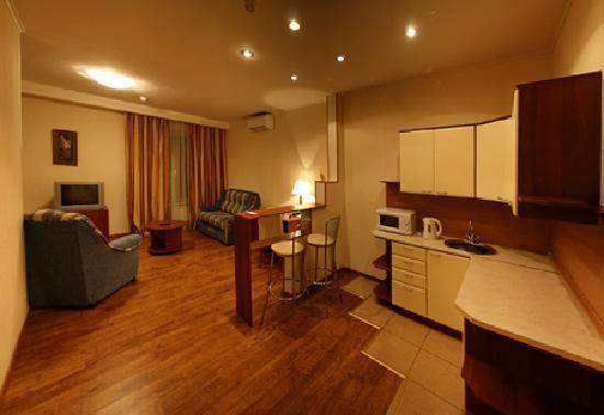 Palantin Hotel: Superior room