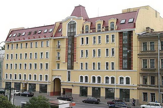 Palantin Hotel: Hotel view