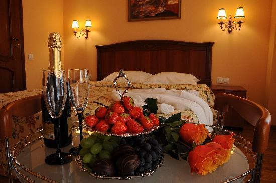 Palantin Hotel: Wedding package