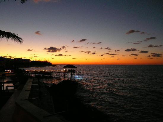 Shannas Cove Resort: Sonnenuntergang in Shannas Cove
