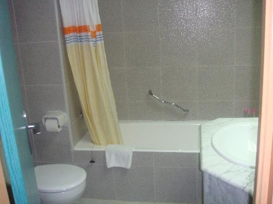 Sol Pelicanos Ocas: Bathroom