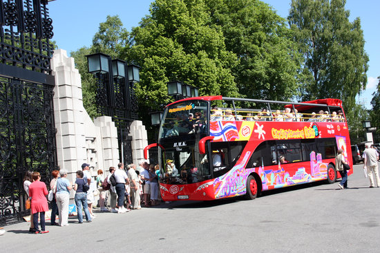City Sightseeing Oslo
