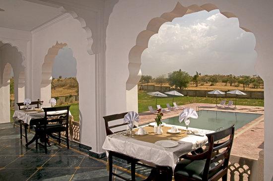 Mandawa, India: Udai Vilas Palace
