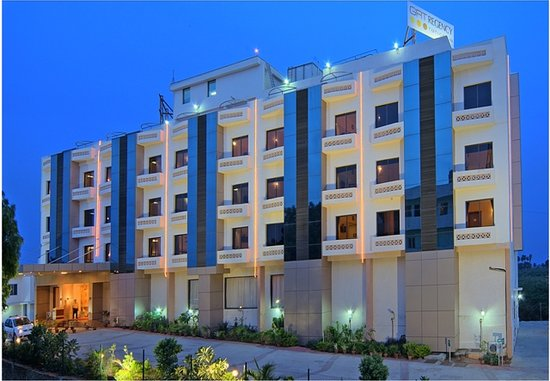 Regency Tuticorin By GRT Hotels: The Mayflower