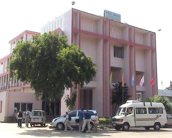 Hotel Saramati: Hotel Saramati