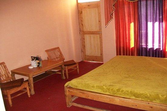 Manali, الهند: Hotel Rana Palace