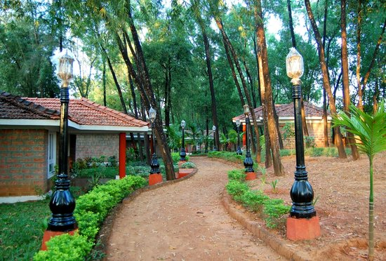 Sawantwadi, India: Shilpagram Resort