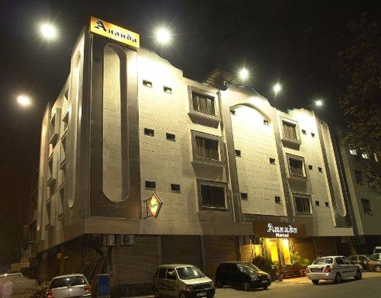โรงแรมอนันดา: Hotel Ananda