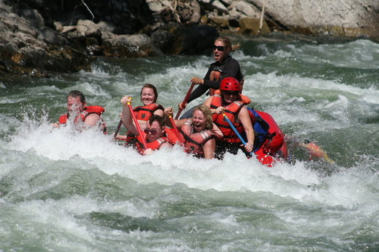 Salmon River: Sun Valley Rafting