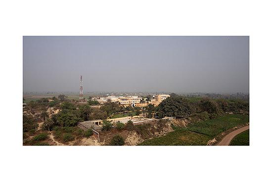 The Mud Fort - Kuchesar