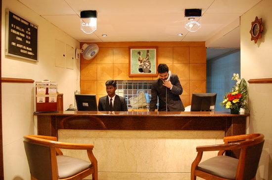 Daspalla Executive Court
