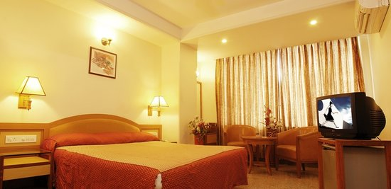 Ambience Hotel: Hotel Mandakini Ambience Model Colony