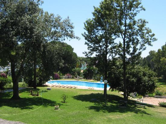 Hotel Artola Golf : View from room 106
