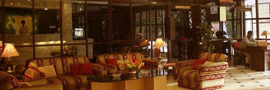 United 21 Hotel: Hotel Ramanshree