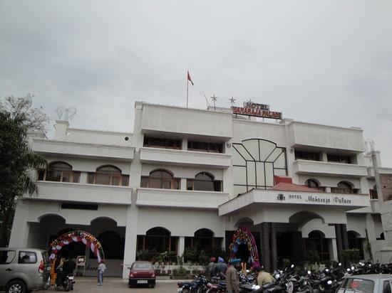 Hoshiarpur, Hindistan: Hotel Maharaja Palace