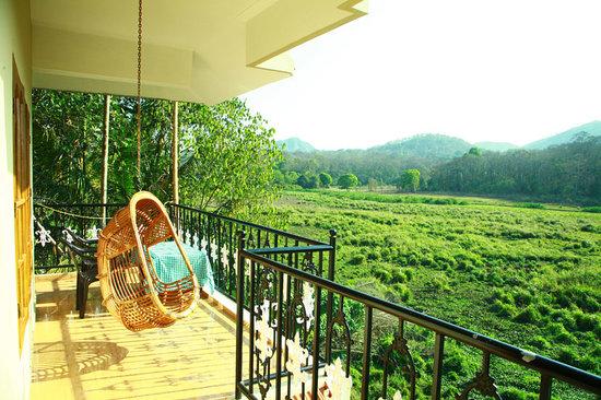 Jungle Palace Homestay: Jungle Palace