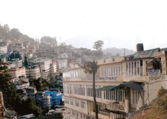 Superview Himalchuli
