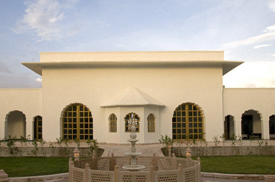 Mandawa, อินเดีย: Udai Vilas Palace