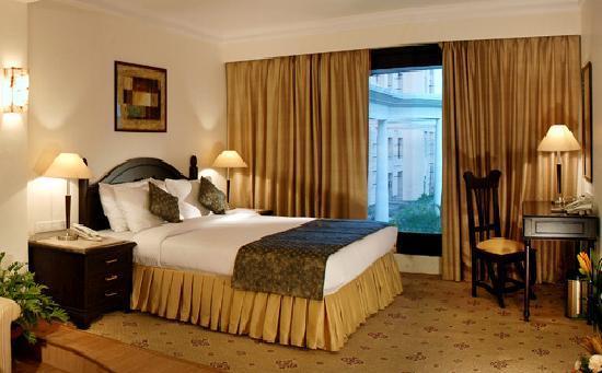 潘奇瓦蒂財富公園酒店張圖片