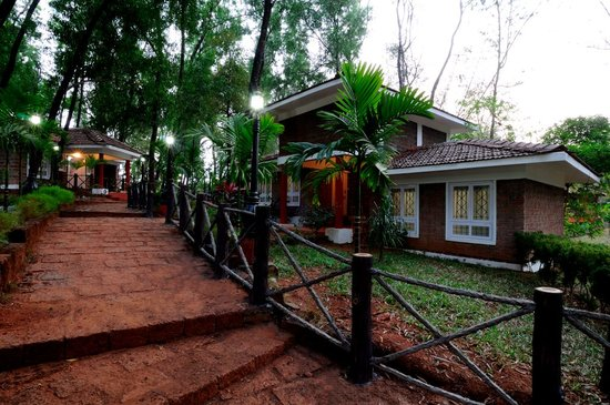 Sawantwadi, Ινδία: Shilpagram Resort