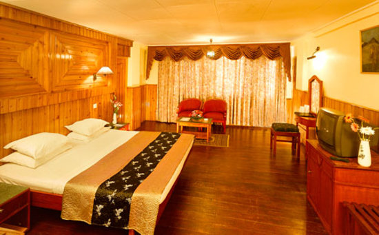 Central Heritage Resort and Spa, Darjeeling: Fortune Resort Central, Darjeeling