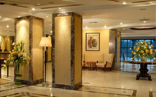 فورتشيون بارك بانجواتي  كولكاتا: Fortune Park Panchwati Hotel