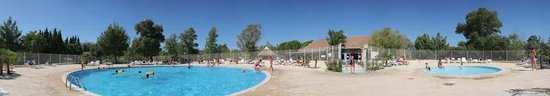Camping Domaine des Iscles : Les Iscles