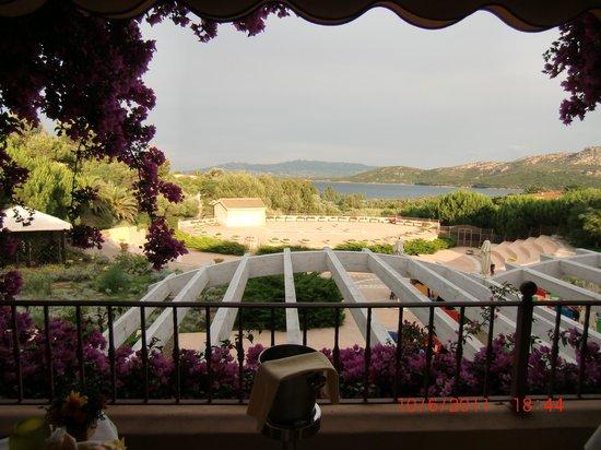 Park Hotel Cala di Lepre & Spa : vista dal ristorante